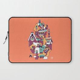 Farrier's Cabin Laptop Sleeve