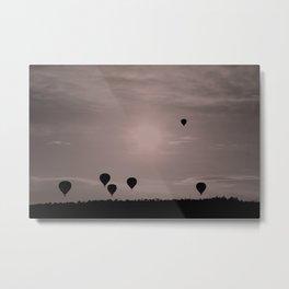 Love is in the air! Metal Print