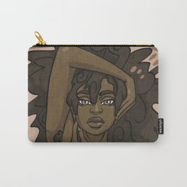 Aziza Carry-All Pouch