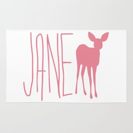 Life is Strange JANE Doe Rug
