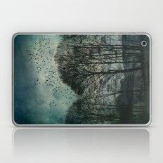 Textured Trees Laptop & iPad Skin