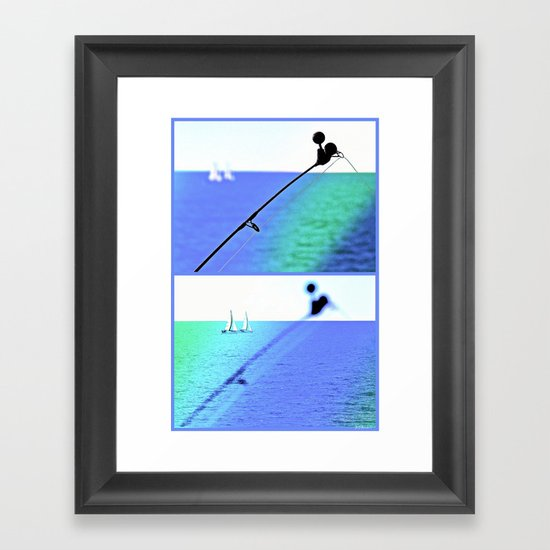 Long Live The Weekend! Framed Art Print