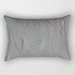 WATCHING YOU... Rectangular Pillow