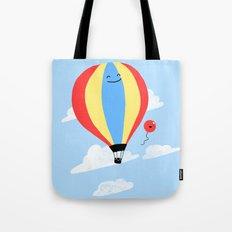 Balloon Buddies Tote Bag