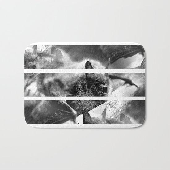 Bats Bath Mat
