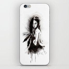 Tristes Armas (Sketch version) iPhone Skin