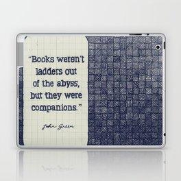 Books Weren't Ladders Laptop & iPad Skin