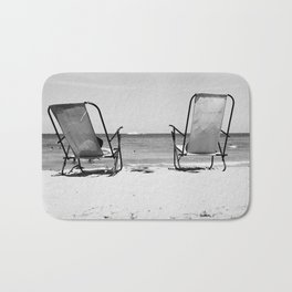 Beach Life - Gone Swimming Bath Mat
