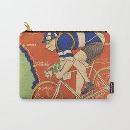 Tour De France 1925 Carry-All Pouch