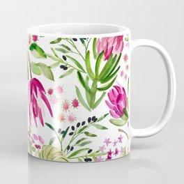 Protea Flower Bloom Coffee Mug
