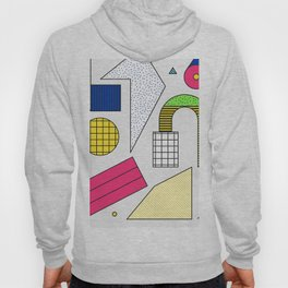 Illustrations Elements Patterns Hoody
