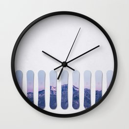 Let's Get It Onsen! Wall Clock
