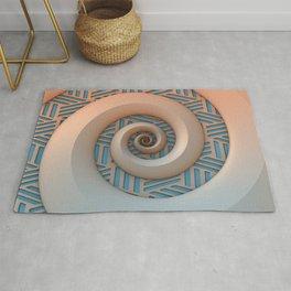 Miami Spiral Rug