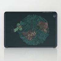 prince iPad Cases featuring Prince Atlas by Hector Mansilla