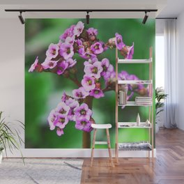 MAGIC PINK BLOSSOMS Wall Mural
