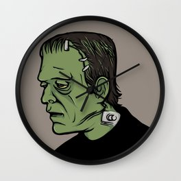 The Monster, Frankenstein Wall Clock