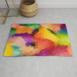 Geometric pattern CL Rug