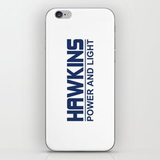Hawkins iPhone & iPod Skin