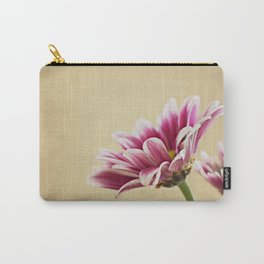 Flowers are the music of the ground Carry-All Pouch