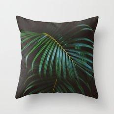Tropical Hustle Throw Pillow