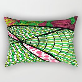 Four Women Rectangular Pillow
