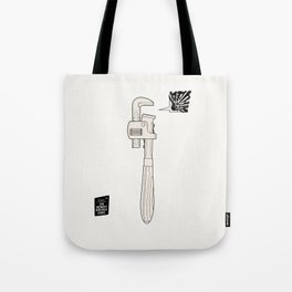 Team The Monkey Wrench Gang Tote Bag