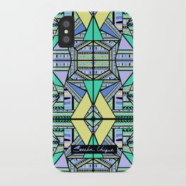 Broken Tribe iPhone Case