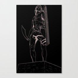 Lapu Lapu Canvas Print