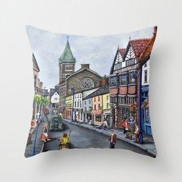 Abergavenny Throw Pillow