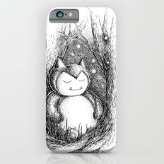 Snoozy Snorlax iPhone 6s Slim Case