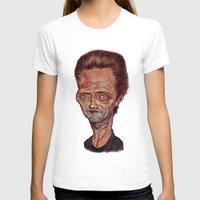 christopher walken T-shirts featuring Christopher Walken by Nicolas Villeminot