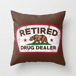 RDD Cali Throw Pillow