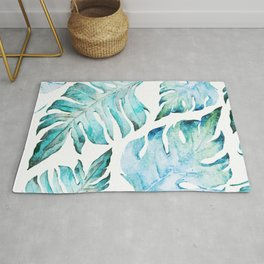 love tropical Rug