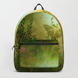 """Forest of children"" Backpack"