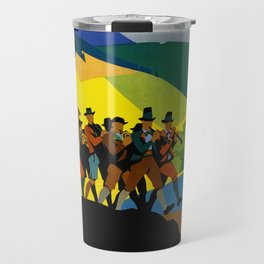 Austria - Vintage Travel Ad Travel Mug