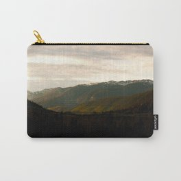 Mountains in British Columbia Carry-All Pouch