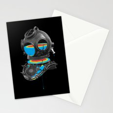 Diver No.12 Stationery Cards