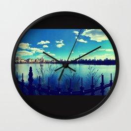 Central Park Symmetry Wall Clock