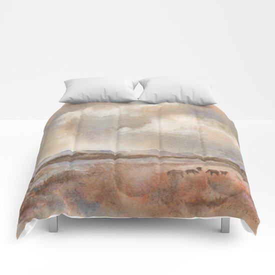 Graze On Comforters