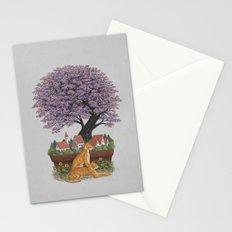 Bonsai Village Stationery Cards