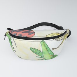 Bugs Are Cool Fanny Pack