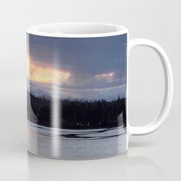 Breakthrough on the Water Coffee Mug