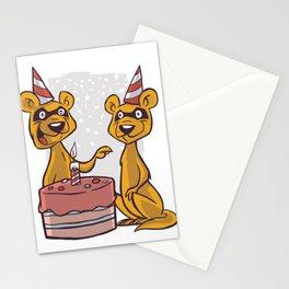Ferret Birthday Pet Stationery Cards