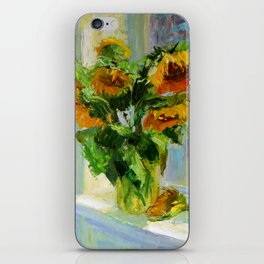 Sunflowers # 3 iPhone Skin