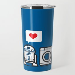 In Love Travel Mug