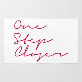 One Step Closer Rug