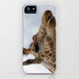Peralta giraffe iPhone Case