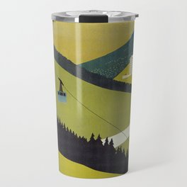 Alto Adige South Tyrol Travel Mug