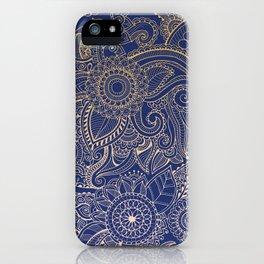 Hena Design I iPhone Case