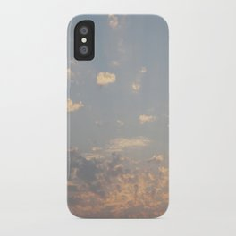 Sunset, July 22nd. iPhone Case